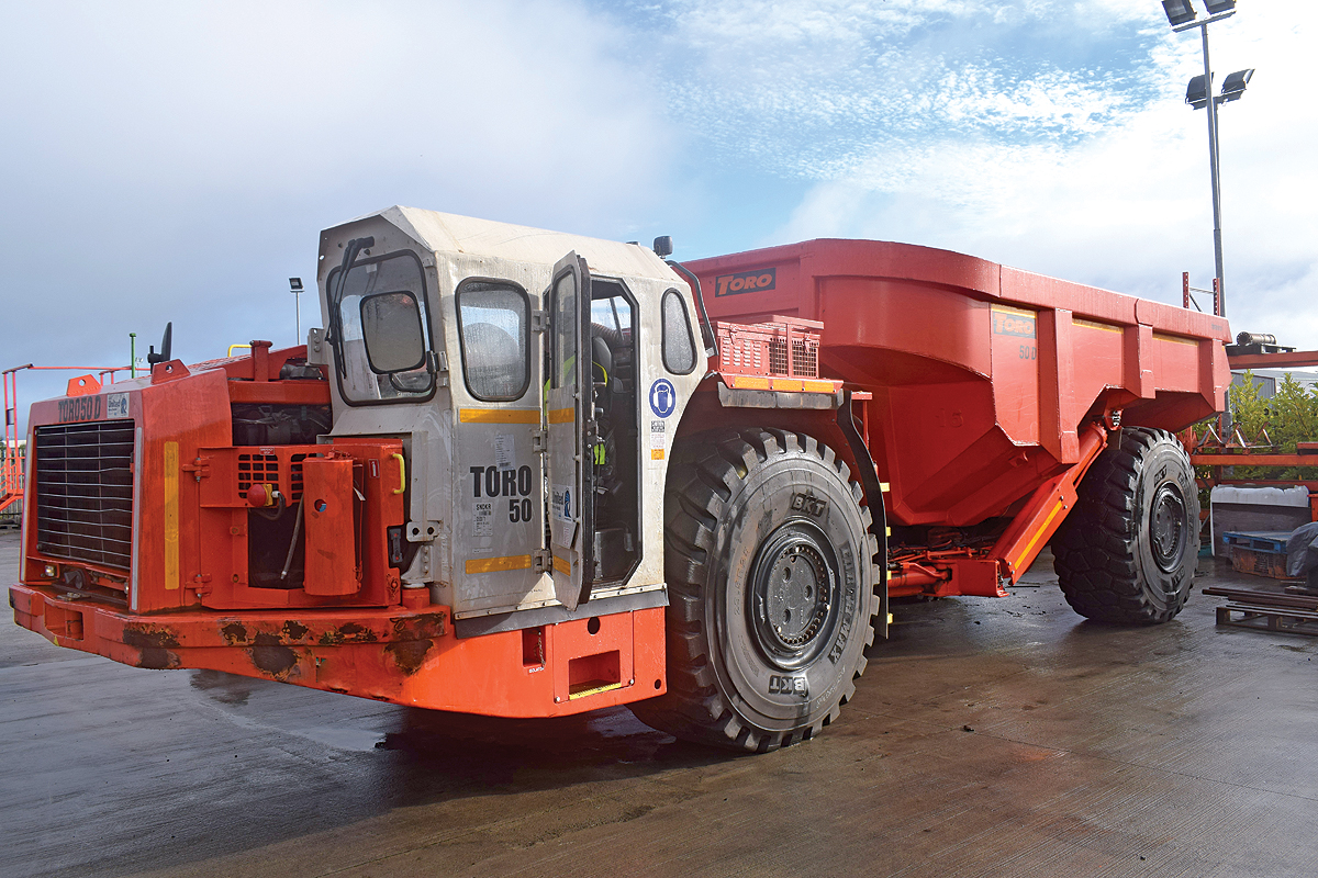 Mining Equipment For Sale St6c St3 5 St7 St8 St 6c